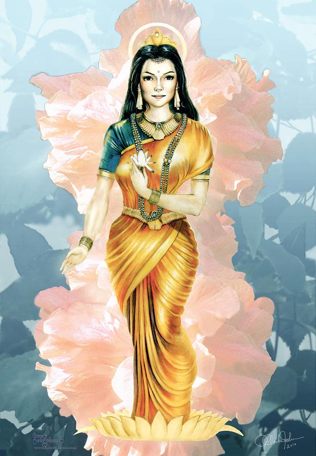 the-goddess-parvati-gregory-clarke-johnsen
